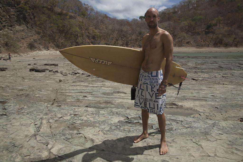 Ben Surfboard Nicaragua