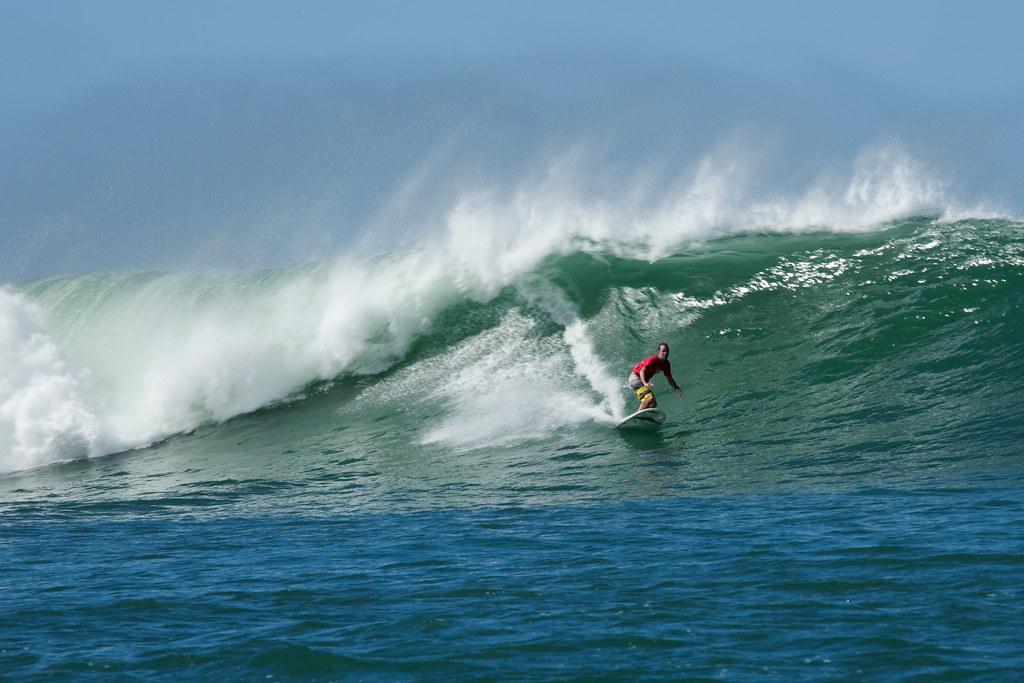 Surfer Manzanillo Nicaragua