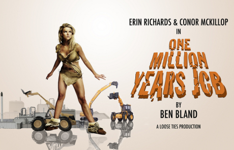 One Million Years JCB by Ben Bland