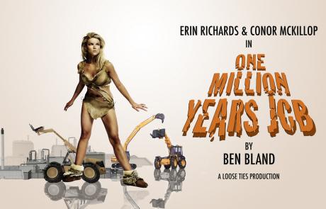 One Million Years JCB by Ben Bland